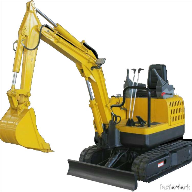 旺百家娱乐下载1.8吨xiao型挖掘机