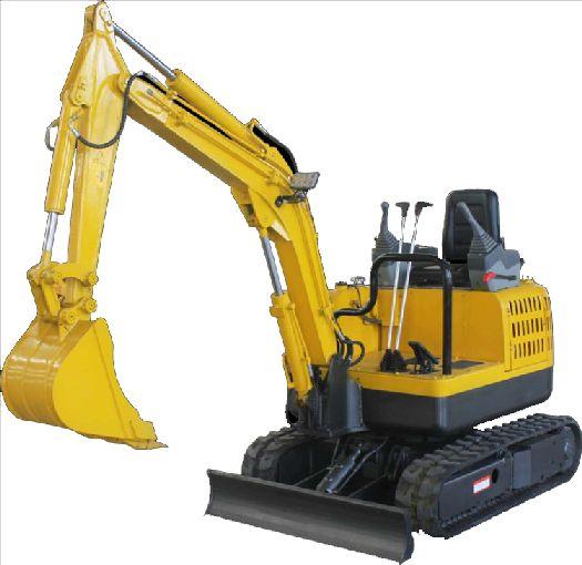 旺百家娱乐下载1.0吨xiao型挖掘机