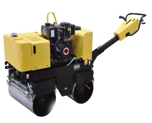 小型压路机的fen类介绍